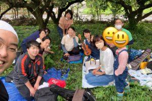 7/23 畑活ミッション&たねちゃんのウクレレ教室 in 藤沢遠藤梅畑