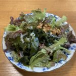 【簡単薬膳レシピ】海藻サラダうどん